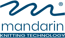 logo mandarin knitting technology